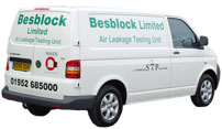 Air Leakage Van